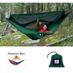 Five Best Camping Hammocks For Your Sleeping Pleasure in the Outdoors