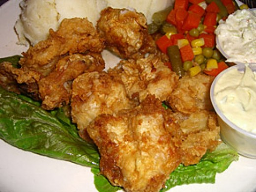 Simple Pan-Fried Alaskan Cod Recipe — Dishmaps