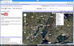 Google Maps Videos Layer with Video Icons