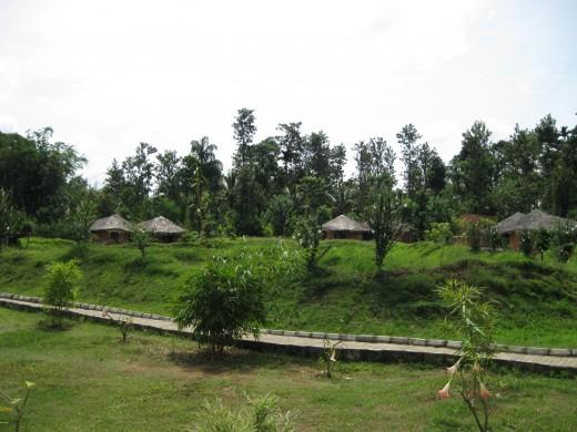 kadkani riverside resort