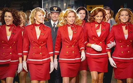 Who could forget the Virgin Atlantic ads...