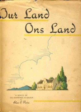 The dust cover of the book