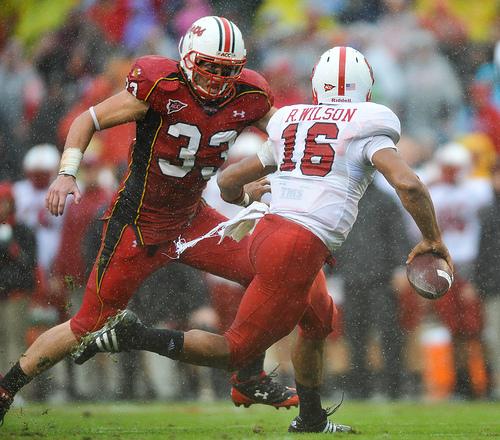 LB Alex Wujciak Maryland