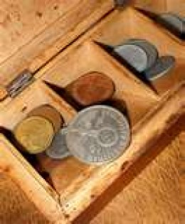 German Coins - 17th-18th century
