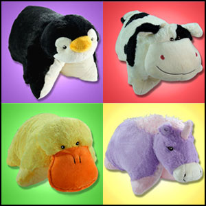 Pillow Pets Stuffed Toys