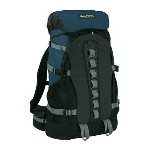 Outdoor Products Pinnacle Internal Frame Backpack