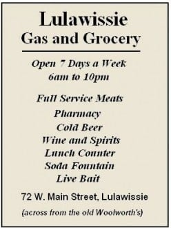 The Lulawissie Gas and Grocery