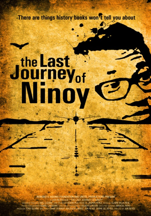 A Poster of the Docu-Film on Ninoy (Photo courtesy of http://www.rockerfem.com/)