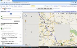 Google Driving Directions :: GoogleMaps Directions Driving :: How Use Google Maps for Directions