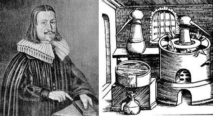 Andreas Libavius - Dry Distillation