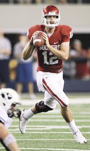 QB Landry Jones  Oklahoma