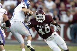 LB Von Miller  Texas A&M