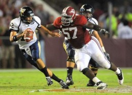 DE Marcell Dareus  Alabama