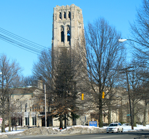 St. Paul's Episcopal Church, Cleveland Heights, Ohio