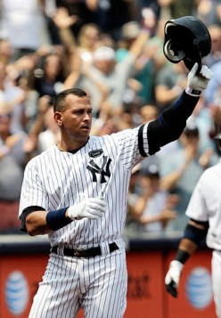 What to Make of A-Rod in the 600 Home Run Club