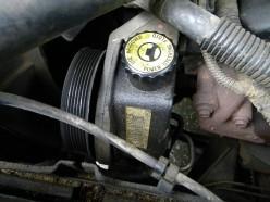 Dodge power steering pump