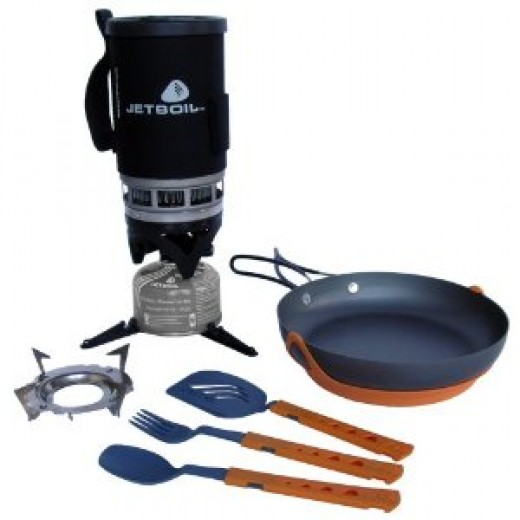Jetboil Backcountry Gourmet Kit