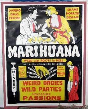 Great example of anti-weed propaganda