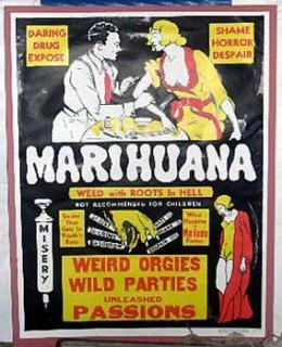 Great example of anti-weed propaganda