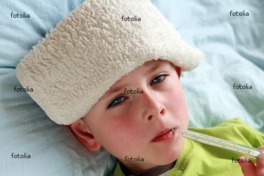 Preschool sickness treatment - cold coughs fever