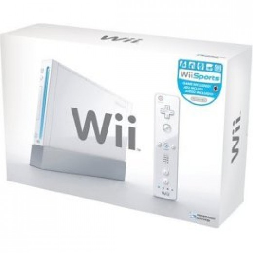 Wii Video Game System