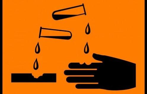 Pure Acetic Acid is Dangerously Corrosive