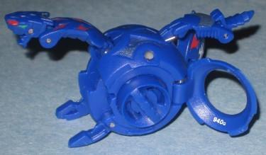 940G Aquos Blue Quake Dragonoid