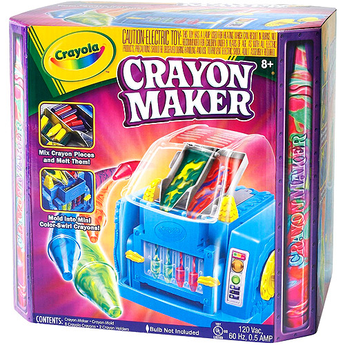 Crayola Crayon Maker Shopping Guide