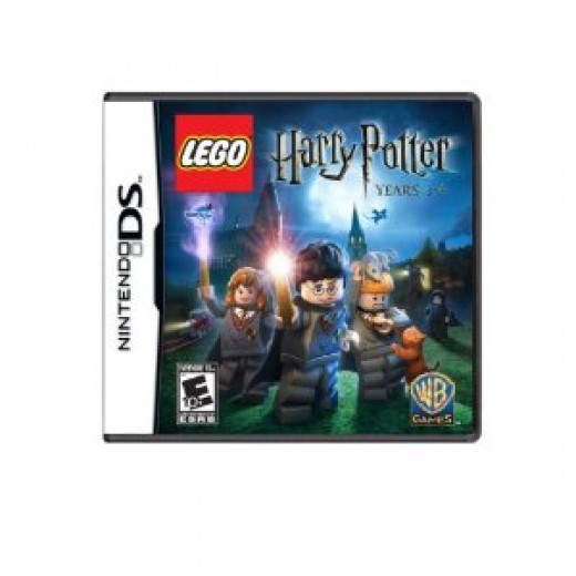 Lego DS Games Lego Harry Potter