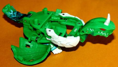 600G Green Ventus Avior Bakugan