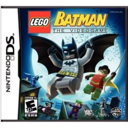 Lego Batman DS Best Lego DS Game