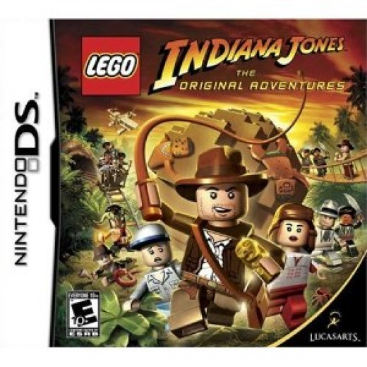 Lego Indiana Jones Lego DS Game