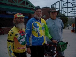 MD, Woody Graham, Nick Dolbe