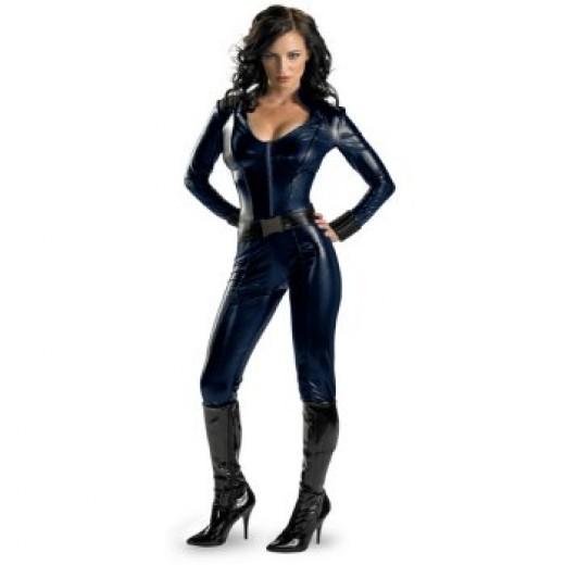 sexy superhero costume