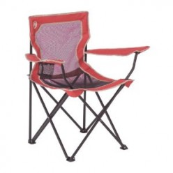 Coleman XL Broadband Quad Chair with Mesh