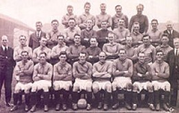 Liverpool Football Club 1924/25