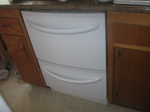 Dish Washer Drawer