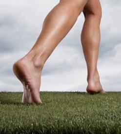 Barefoot Running Vs. New Shoe Technology