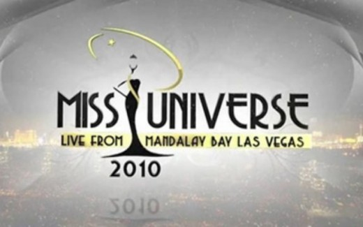The Miss Universe 2010 Logo