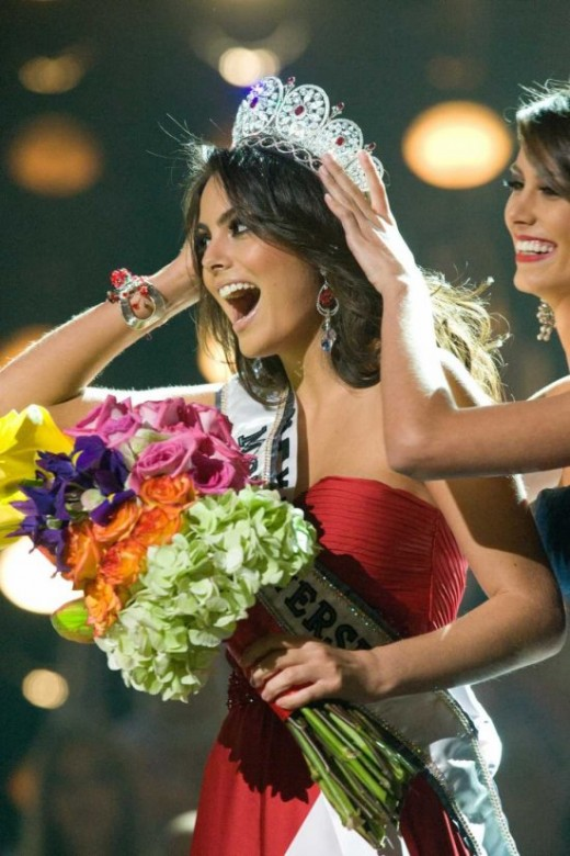 Miss Mexico proclaimed as winner of Miss Universe 2010 (Photo courtesy of http://media.monstersandcritics.com/)