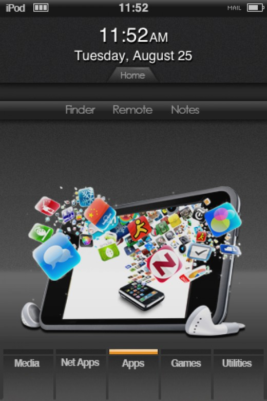 iPod Touch Apps