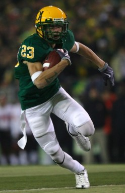 WR Jeff Maehl    Oregon