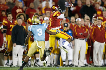 WR Ronald Johnson   USC