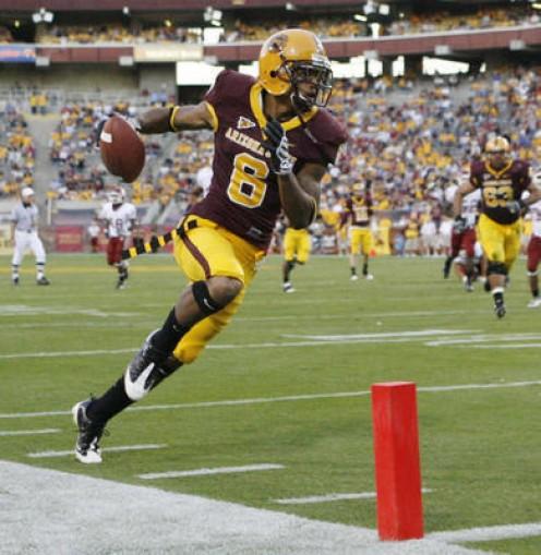 WR Kerry Taylor   Arizona State
