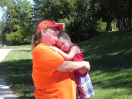 """""""Hugs are good, for those you love.""""   Darlene Yager"""
