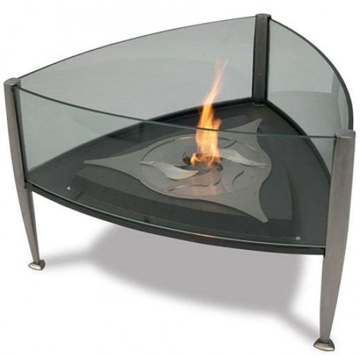 trident deluxe fireplace by val-eur