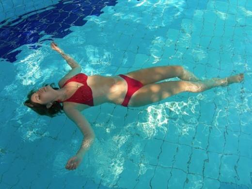 Water treatment fights stress