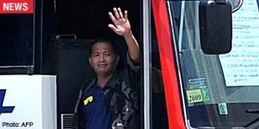 Rolando Mendoza, The hostage taker who is an ex-cop