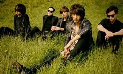 The Horrors - Glastonbury Festival Picture Courtesy & Thanks to the Guardian