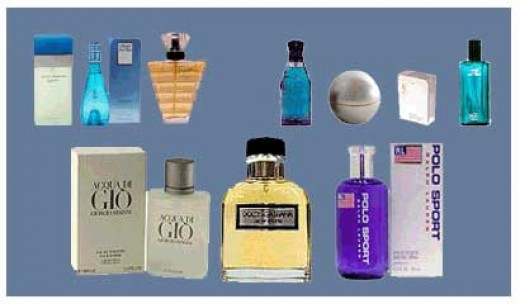 Wholesale perfumes - buy at